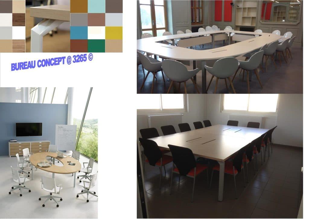 Bureaux de réunions : Epure meeting