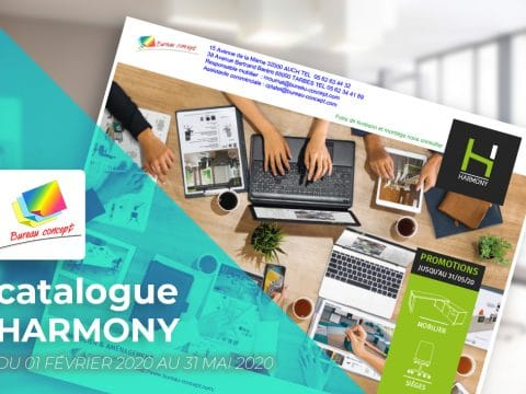 Catalogue Bureau Concept - Harmony Printemps