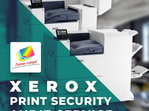 Protégez vos imprimantes Xerox avec Print Security Audit Service