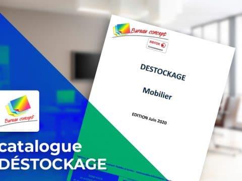 Bureau Concept Destockage 2020